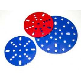 Bush wheels and face plates