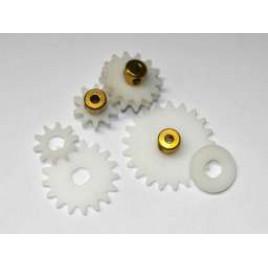 Multi purpose gear wheel