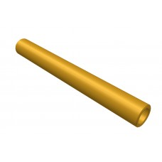 Distance sleeve, 50mm, brass