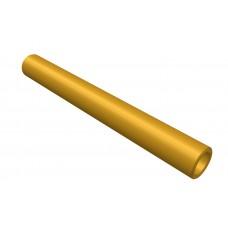 Distance sleeve, 50mm, brass