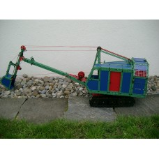 Menck Typ M 90 excavator