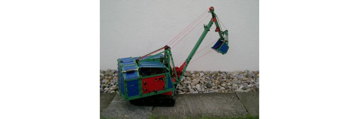 Menck M90 excavator