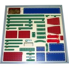 Construction set \'Bremen\', 1116 parts