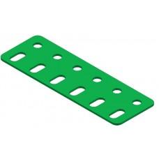 Flat girder, 6 holes
