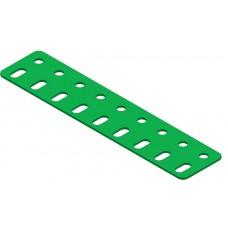 Flat girder, 9 holes