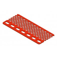 Girder strip, 7 holes, type 2