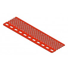 Girder strip, 11 holes, type 2