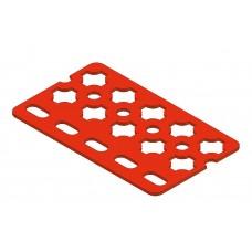 Girder strip, 5 holes, type 3