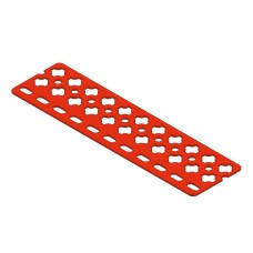 Girder strip, 11 holes, type 3