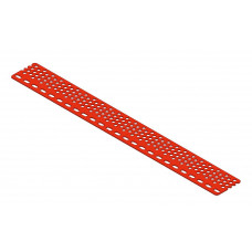 Girder strip, 25 holes, type 5