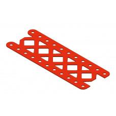 Double braced girder, 11 holes, type 6