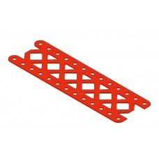 Double braced girder, 13 holes, type 6
