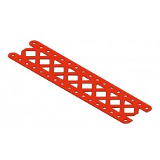 Double braced girder, 17 holes, type 6
