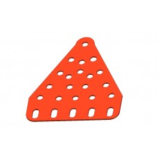 Gear plate, 23 holes, type 2
