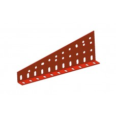 Flanged gear plate, 40 holes, right handed