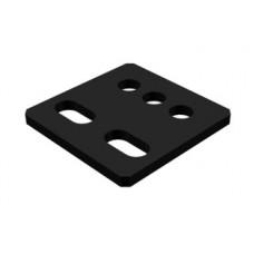 Bearing plate, 5 holes