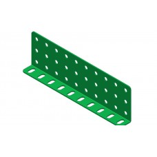 Double L-section angle girder, 10 holes