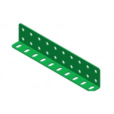 L-section angle girder, 10 holes