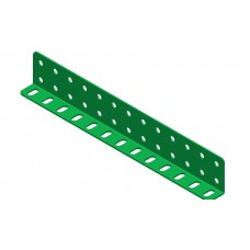 L-section angle girder, 13 holes