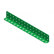 L-section angle girder, 15 holes