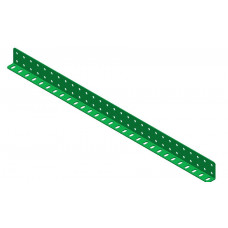 L-section angle girder, 29 holes