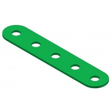 Perforated strip, 5 holes