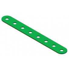 Perforated strip, 8 holes