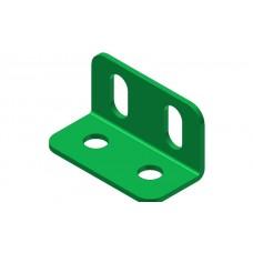 Angle girder, 2 holes