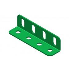 Angle girder, 4 holes