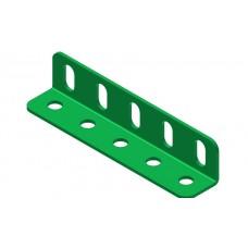Angle girder, 5 holes