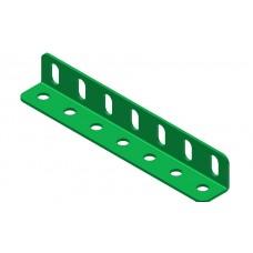 Angle girder, 7 holes