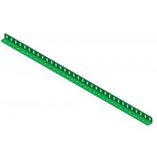 Angle girder, 33 holes