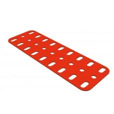 Flat plate, 3 x 9 holes