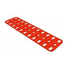 Flat plate, 3 x 11 holes