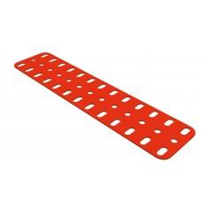 Flat plate, 3 x 13 holes