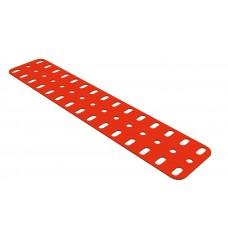 Flat plate, 3 x 15 holes
