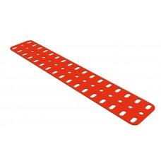 Flat plate, 3 x 17 holes