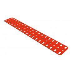 Flat plate, 3 x 19 holes
