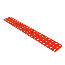 Flat plate, 3 x 21 holes