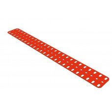Flat plate, 3 x 25 holes