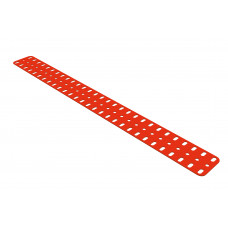 Flat plate, 3 x 29 holes