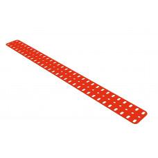 Flat plate, 3 x 31 holes