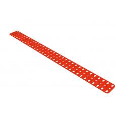Flat plate, 3 x 33 holes
