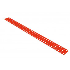 Flat plate, 3 x 49 holes