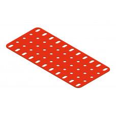 Flat plate, 5 x 11 holes
