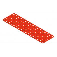 Flat plate, 5 x 17 holes