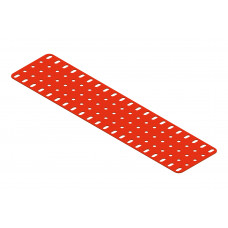 Flat plate, 5 x 21 holes