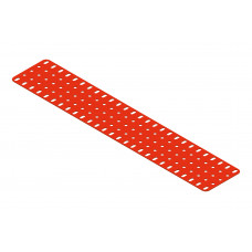 Flat plate, 5 x 27 holes