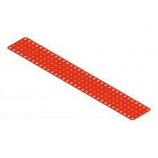 Flat plate, 5 x 33 holes
