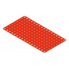 Flat plate, 9 x 17 holes